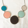 Pastel Cloud Necklace by Sägen