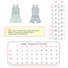 Solstice Dress and Tank-Short Set Pattern Sizing