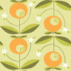 Tang Organic Canvas Fabric by Monaluna