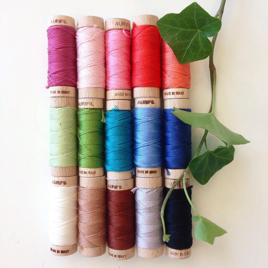 Aurifil Embroidery Floss