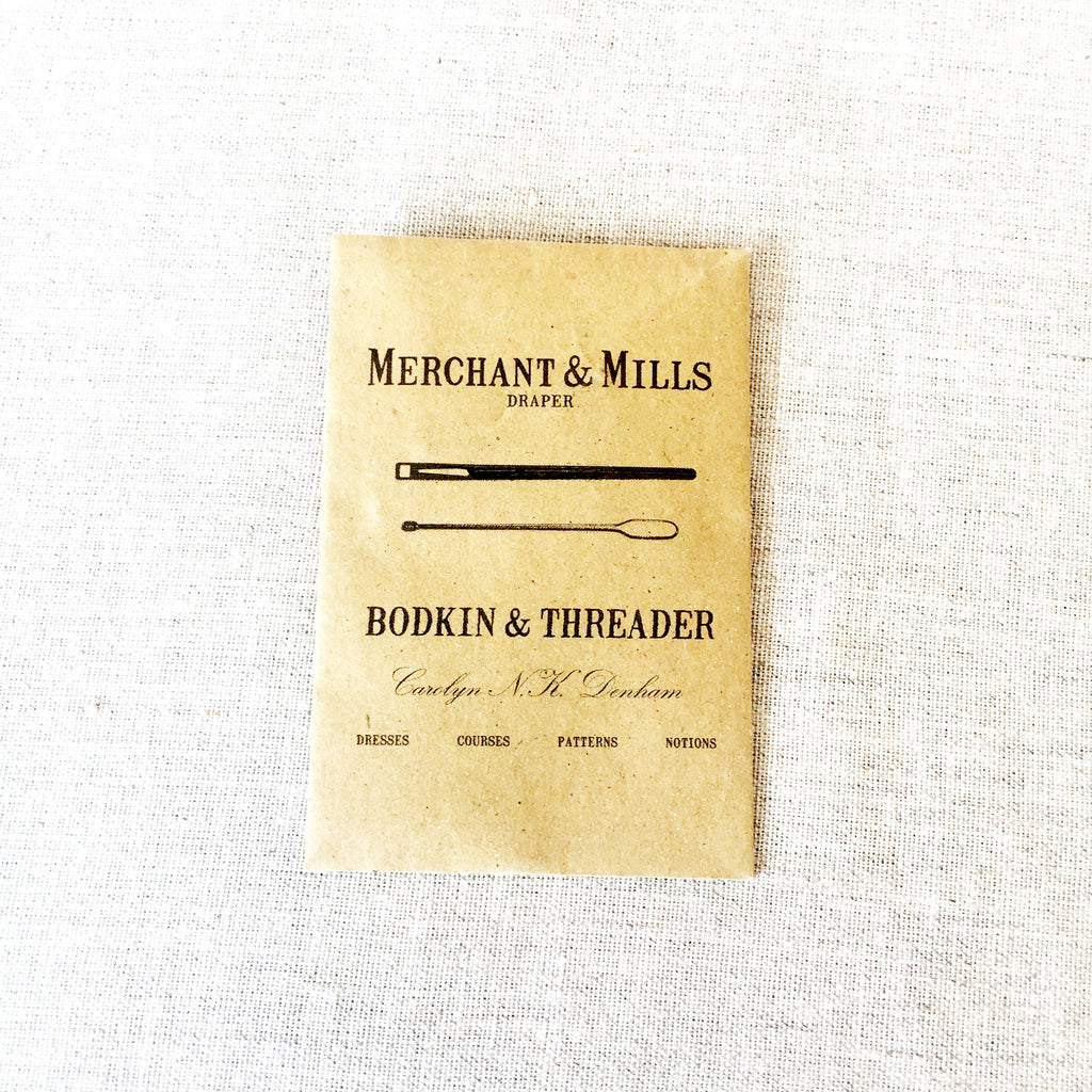 Bodkin & Threader by Merchant and Mills