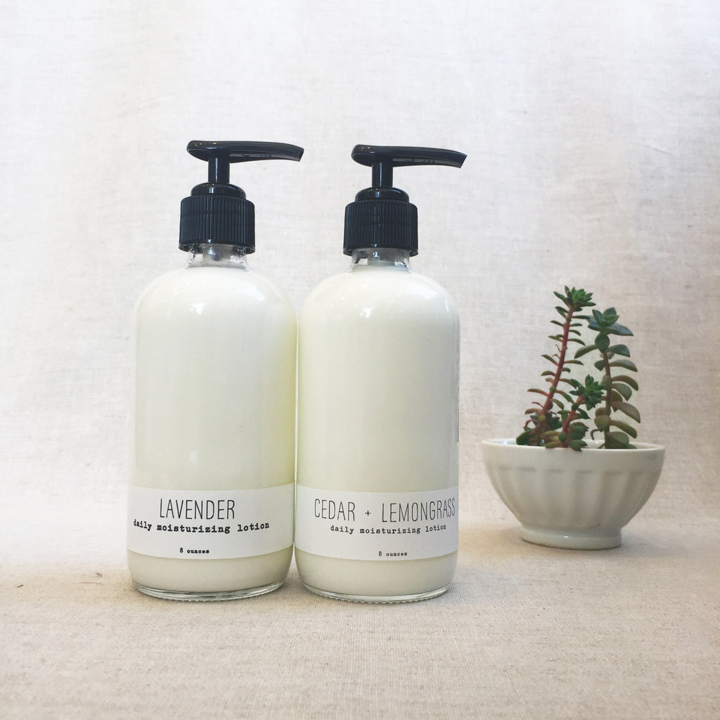 Handmade La Conner 8 oz Lotion