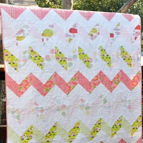 Chevron Quilt Pattern