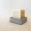 Stone Cement Soap Holder