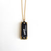 Harmonica Necklace by Larissa Loden-Black