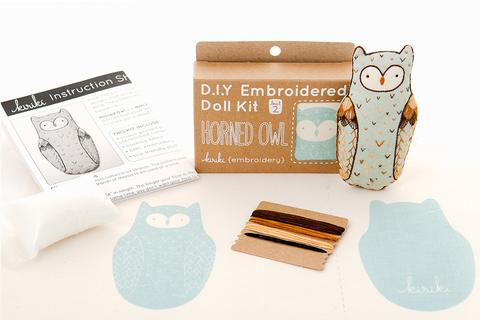 D.I.Y. Embroidery Starter Kit