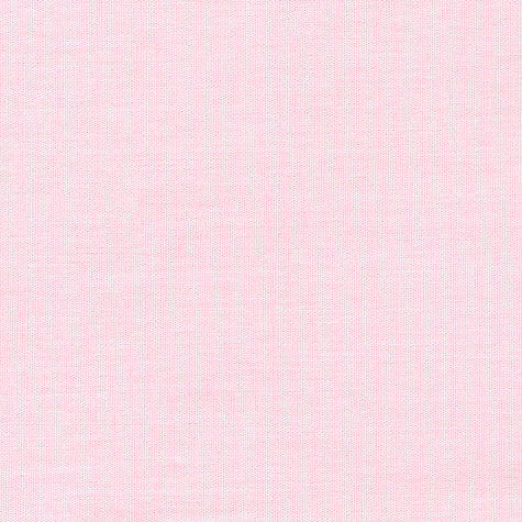 Pink Solid Organic Fabric by Monaluna