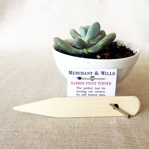 Merchant and Mills Bamboo Point Turner