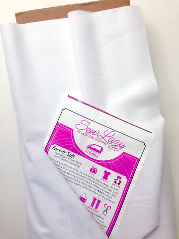 Sew Lazy Soft Fusible Interfacing