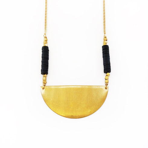 Seychelles Necklace by Larissa Loden