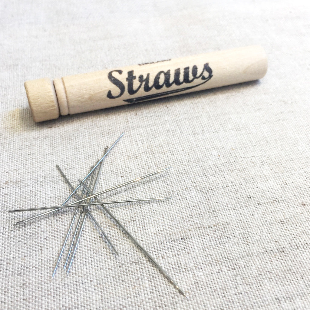 Merchant and Mills Straws