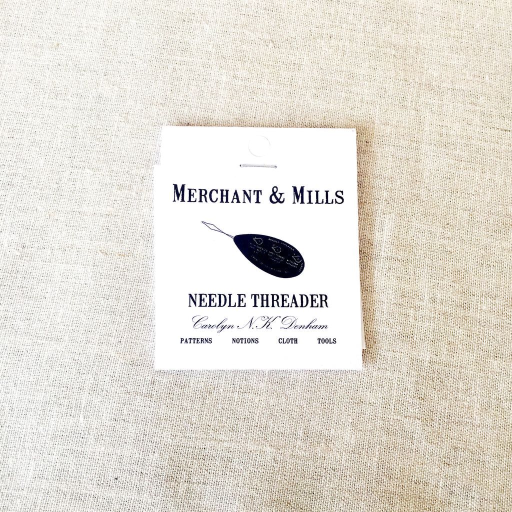 Needle Threader by Merchant and Mills