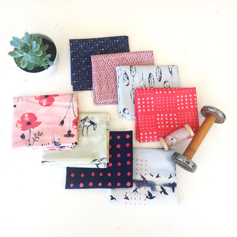 Wanderlust Fat Quarter Bundle