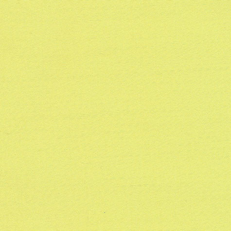 Yellow-Green Solid Poplin