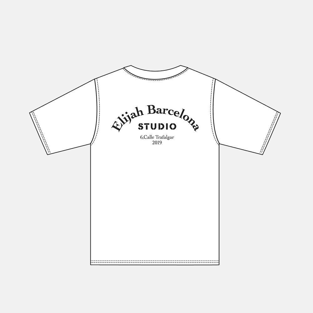 STUDIO White T-Shirt