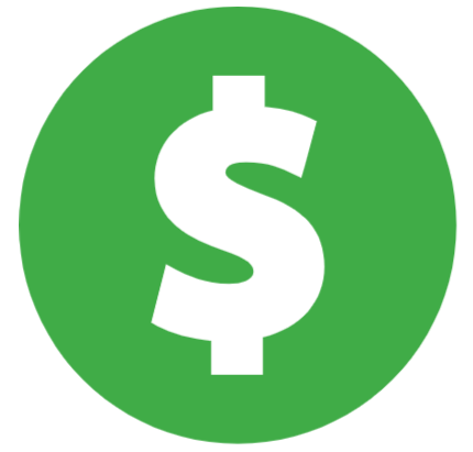 An image of a dollar sign