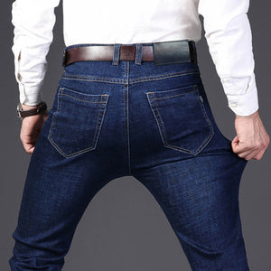 High Quality Winter Elasticity Jeans