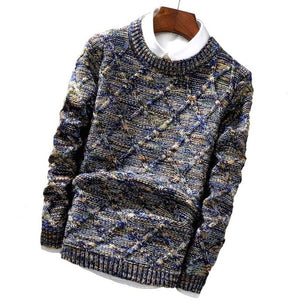 Casual Slim Fit Male Sweater
