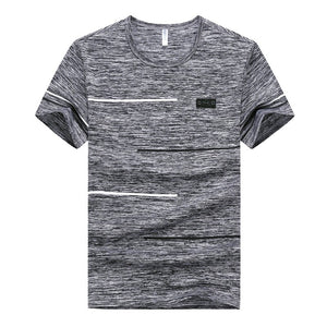 Round neck quick-drying breathable t shirt