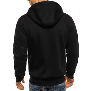 Men Sports Casual Hoodies Fall Sweatshirt