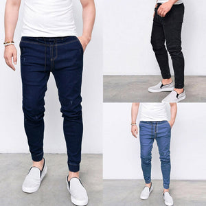 Men's Stretchy Slim Fit Jeans