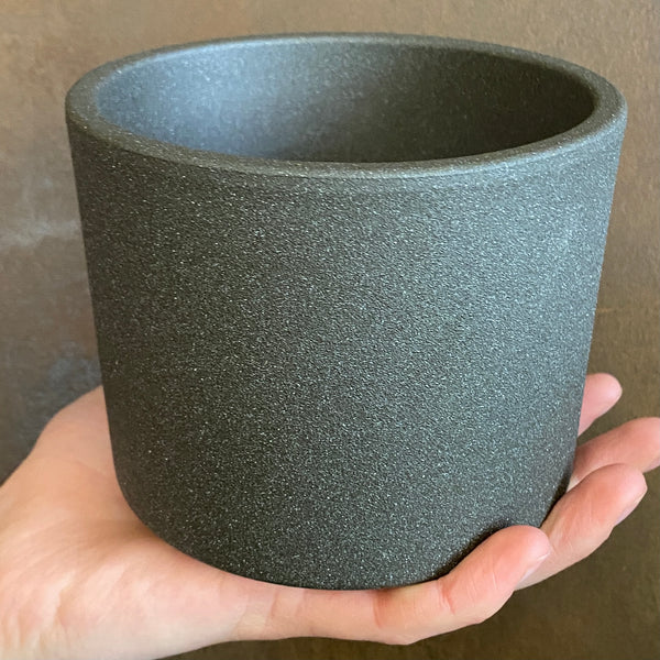 Matt Pot - Grey | 12cm