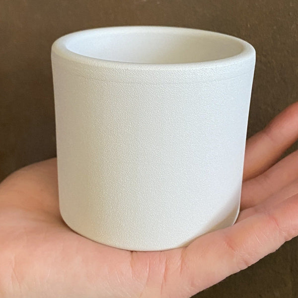 Matt Pot - White | 7cm