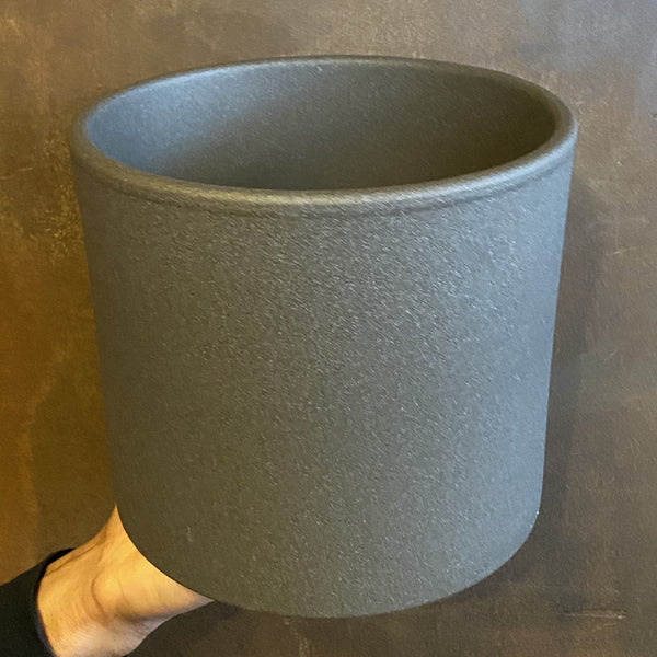 Matt Pot - Grey | 20cm