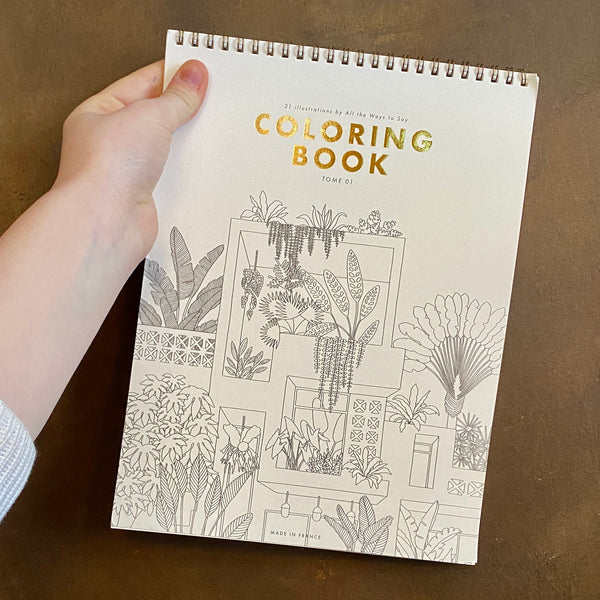 Colouring Book (by All the Ways to Say)