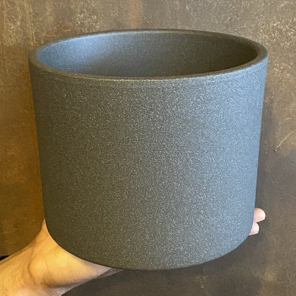 Matt Pot - Grey | 18cm