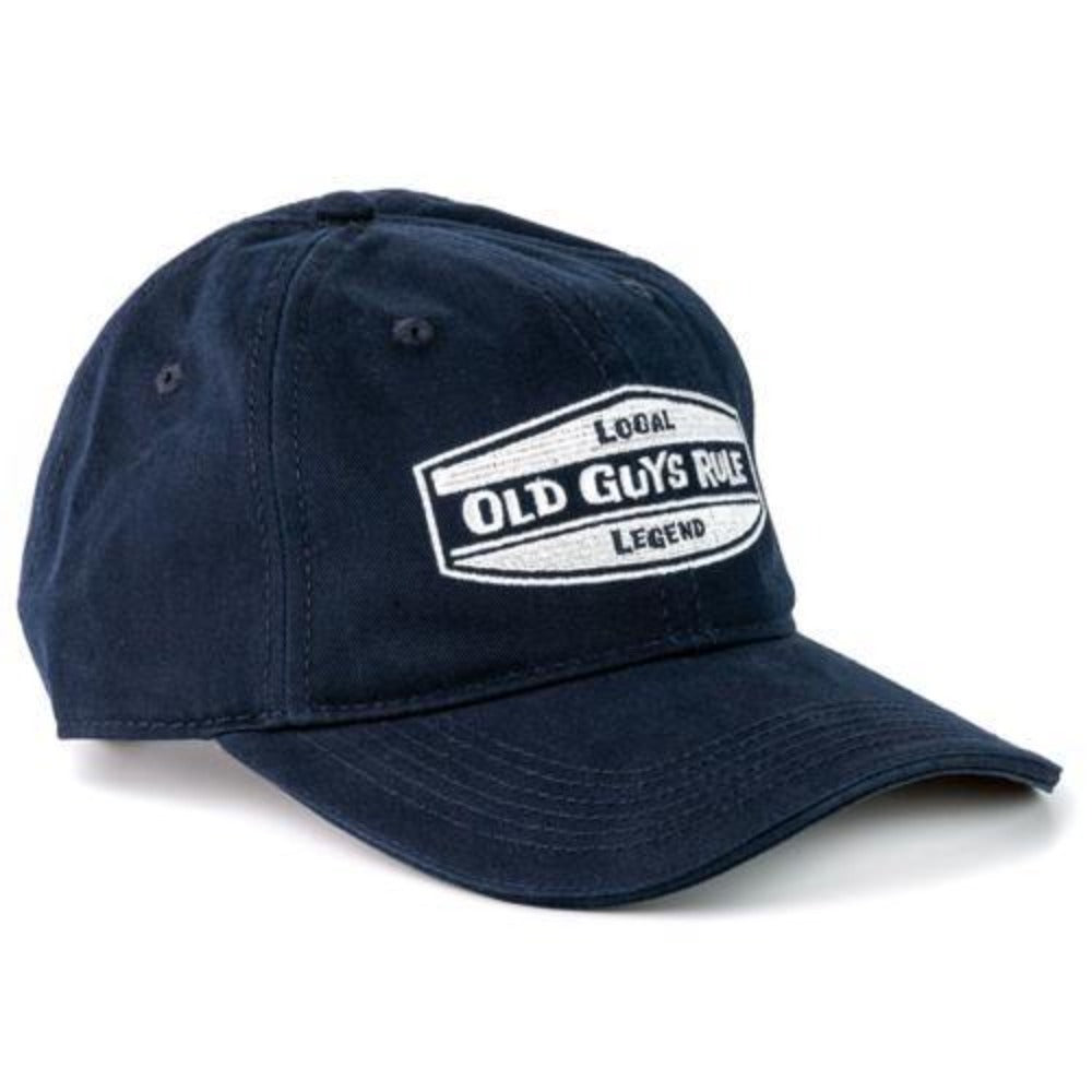 Old Guys Rule 'Local Legend' Cap - Stokedstore