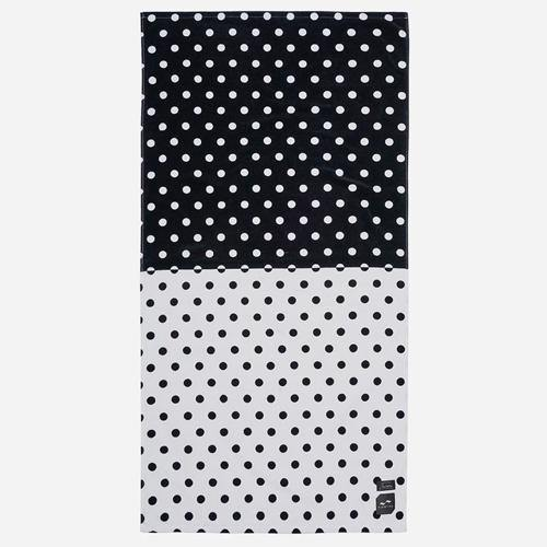 Slowtide Atlas Towel: Black - Stokedstore