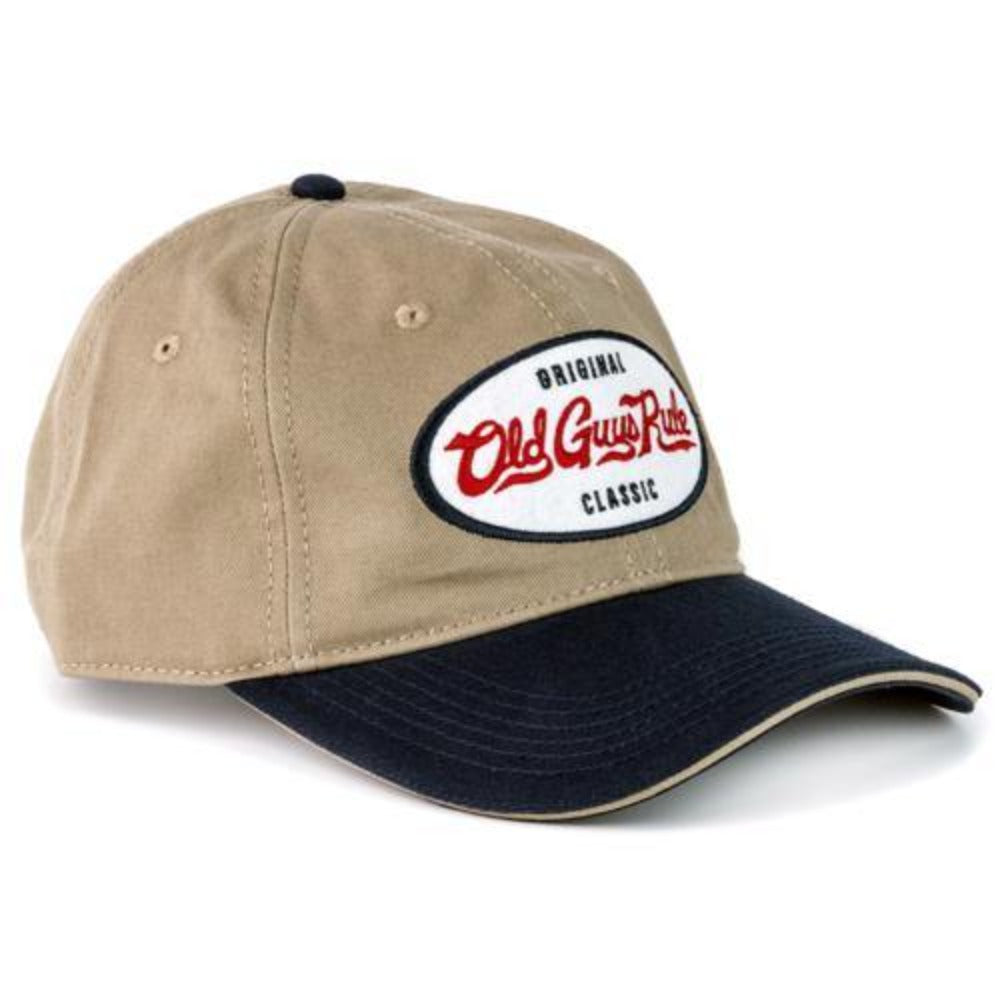 Old Guys Rule 'Original Classic' Cap - Stokedstore