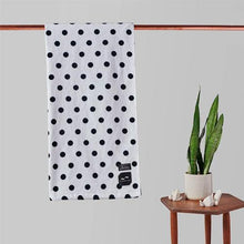 Load image into Gallery viewer, Slowtide Atlas Towel: Black - Stokedstore