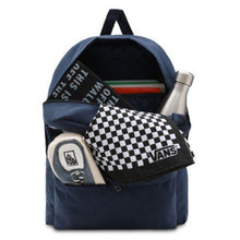 Load image into Gallery viewer, Vans-Old-skool-3-backpack-port-royale-dressblue-white-classic-camo-black-white-checker-black-charcoal-mens4