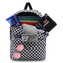 Load image into Gallery viewer, Vans-Old-skool-3-backpack-port-royale-dressblue-white-classic-camo-black-white-checker-black-charcoal-mens10