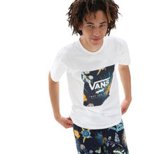 Load image into Gallery viewer, Vans-classic-print-box-tee-shirt-califas-white-mens1
