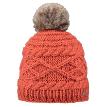 Load image into Gallery viewer, Barts Claire Beanie: Cream | Ginger - Ladies - Stokedstore