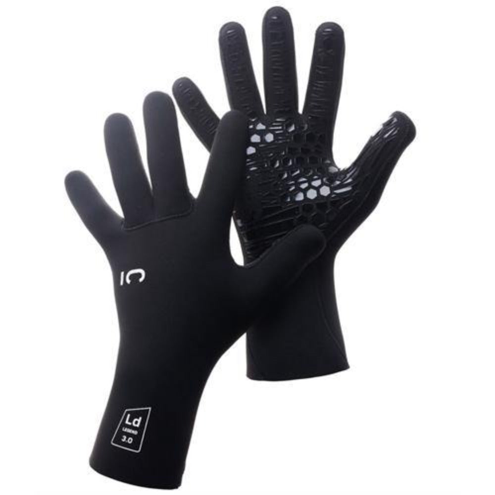 C-SKINS 3MM LEGEND GLOVES - UNISEX - BLACK - Stokedstore