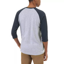 Load image into Gallery viewer, Vans Classic Raglan T-shirt: Athletic Heather - Mens - Stokedstore