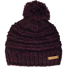 Load image into Gallery viewer, Barts Jasmin Beanie: Pink | Purple | White - Ladies - Stokedstore