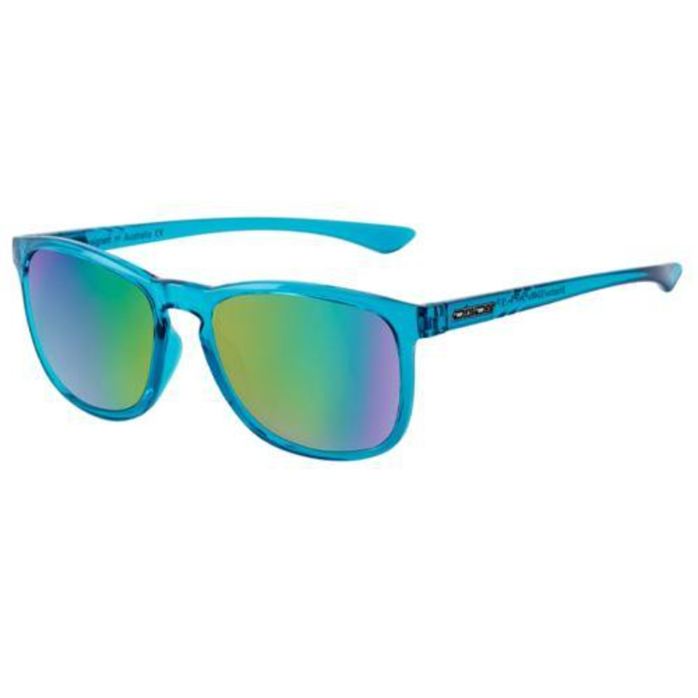 Dirty Dog Shadow Sunglasses: Crystal Blue/Green | Satin Tortoise/Brown - Stokedstore