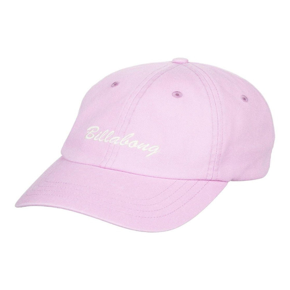 Billabong Essential Cap: Lit Up Lilac | Tropical Peach - Womens - Stokedstore