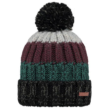 Load image into Gallery viewer, Barts Wilhelm Beanie: Black | Blue | Charcoal | Yellow - Mens - Stokedstore