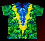 Tribal Tie Dye Shirt
