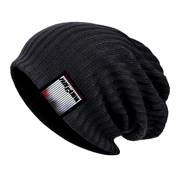 17 Seconds Black Beanie