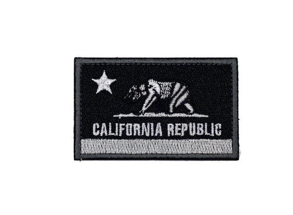 California Republic Black/White