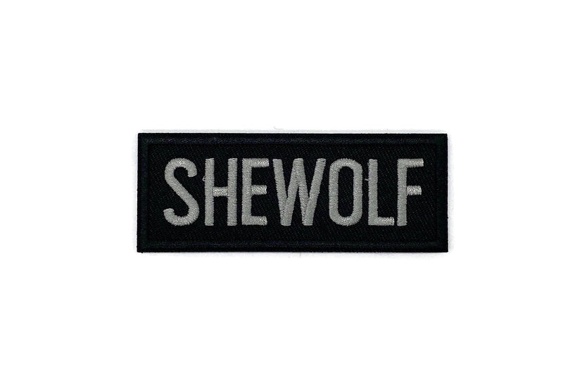 Shewolf Black/Grey