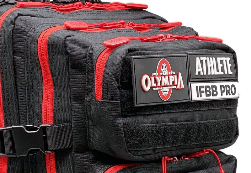 45L Backpack Olympia Black Special Edition