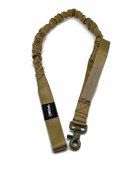 Tactical Nylon Lead Khaki